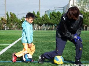 キッズサッカー教室5