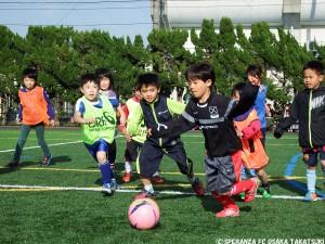 キッズサッカー教室6