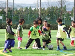 キッズサッカー教室7