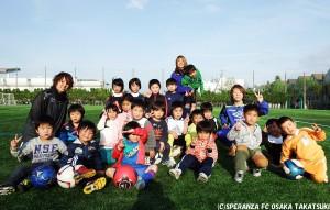 キッズサッカー教室8