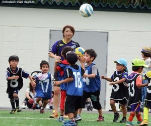連盟サッカースクール